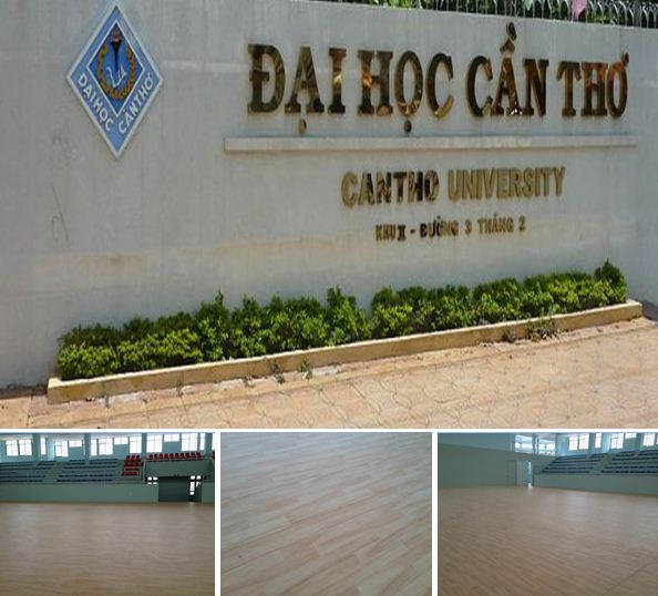 CAN THO UNIVERSITY