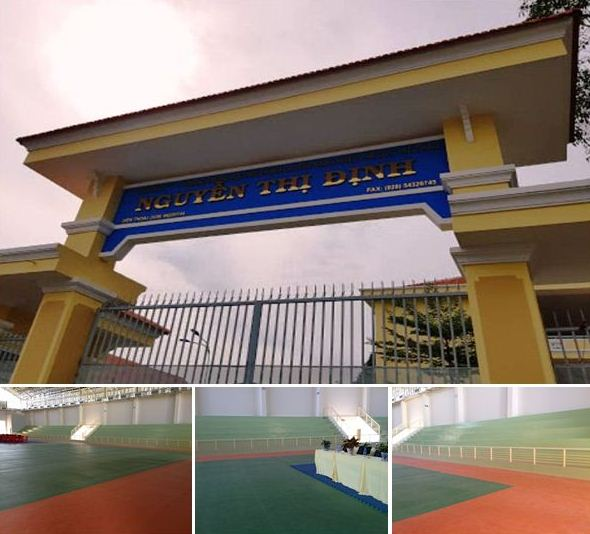 BRITISH VIETNAMESE INTERNATIONAL SCHOOL - BINH CHANH WARD