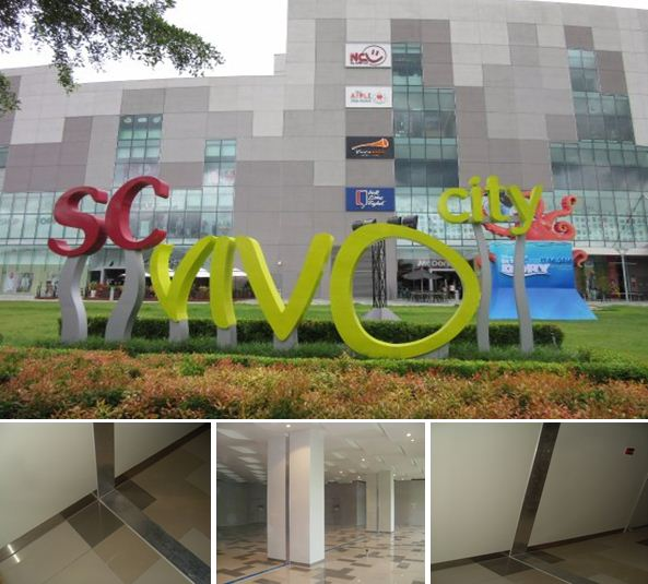 SC VIVO CITY SHOPPING MALL