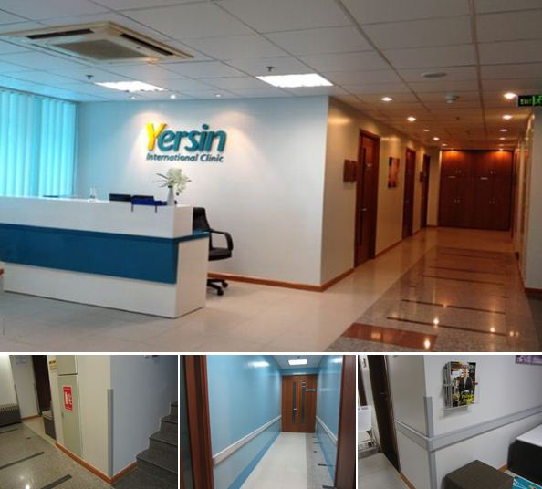 YERSIN INTERNATIONAL CLINIC